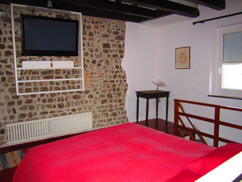 camera matrimoniale mini appartamento