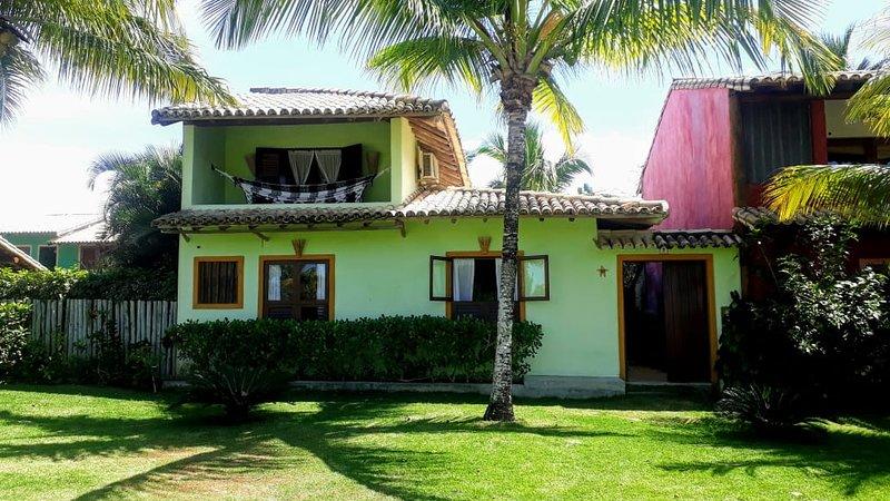 Casa Aconchegante - Praia do Espelho - Ideal para casal e 2 filhos – semesterbostad i Trancoso