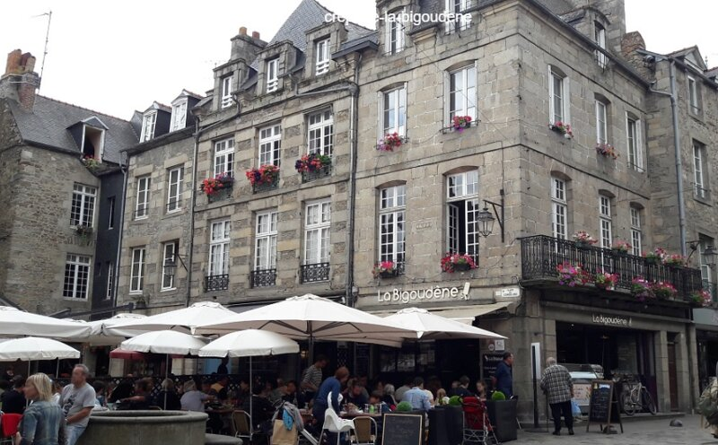 EGLANTINE APPARTEMENT CENTRE HISTORIQUE DE DINAN, holiday rental in Lanvallay