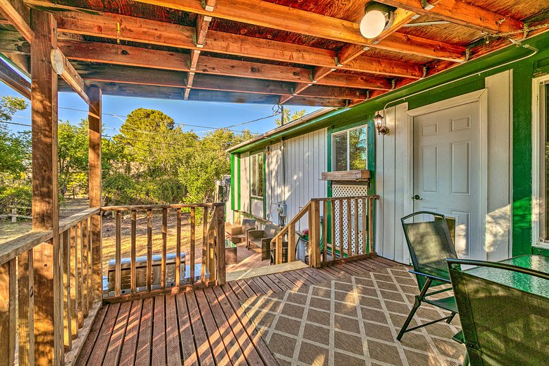 Enjoy the serene town of Page at this 2-bedroom, 1-bath vacation rental!