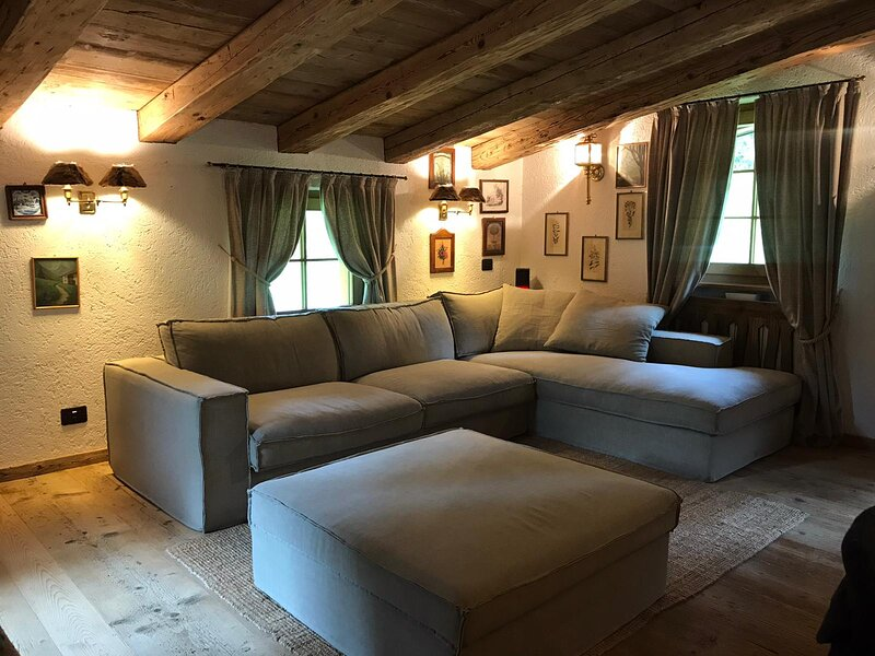 Cozy Design Chalet, holiday rental in Selva di Cadore