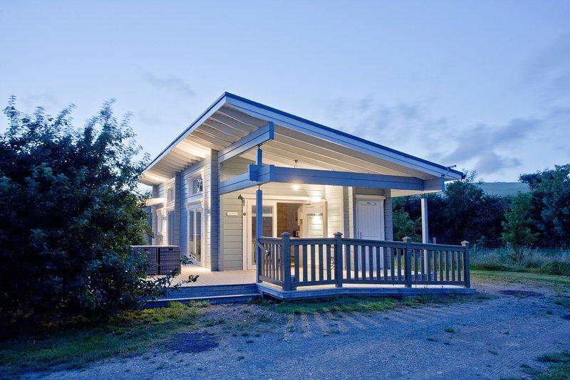 Broadpath, Great Field Lodges - A luxury  one bedroom, pet-friendly just five mi, casa vacanza a Saunton