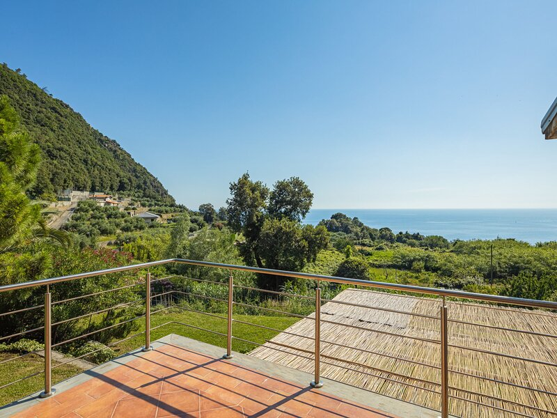 Villa Monilia (MIA153), vacation rental in Framura