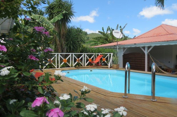 HibiscusT3 ***  - Villa Ti Gite, location de vacances à Le Marin