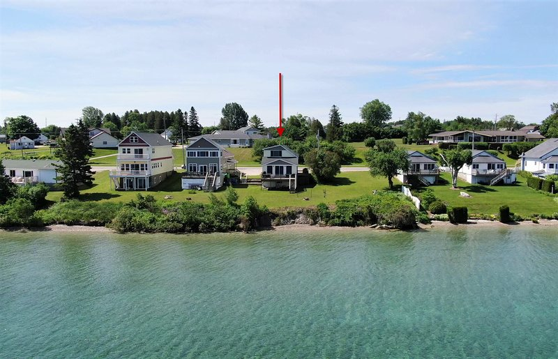 Bayview #1, holiday rental in Saint Ignace