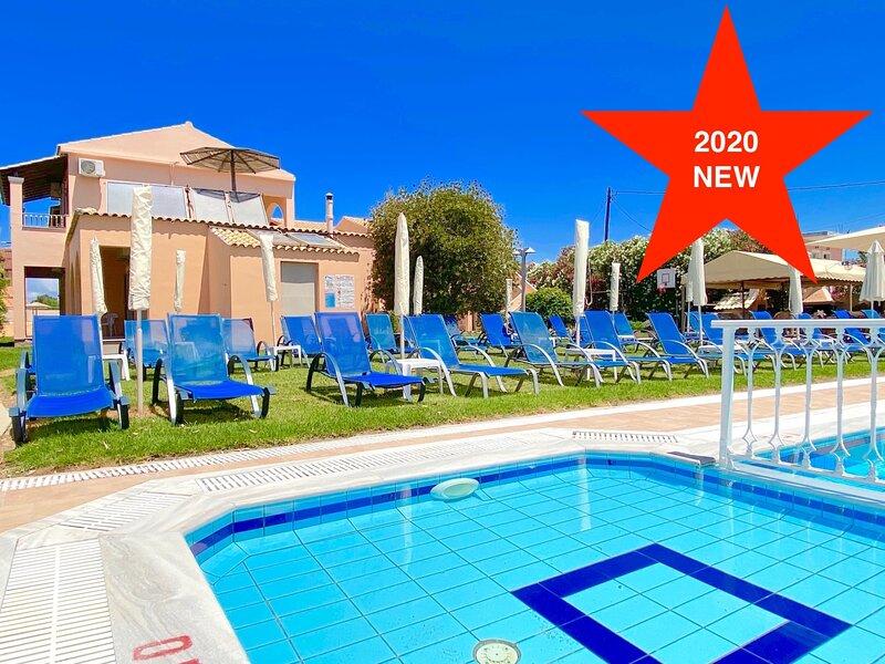 Lemon Studio - new for 2020 - Sidari, vacation rental in Sidari