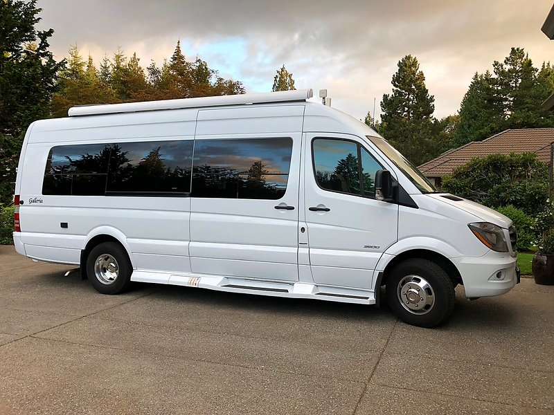 Luxury Coachmen Galleria Class B Motorhome, location de vacances à Meridian