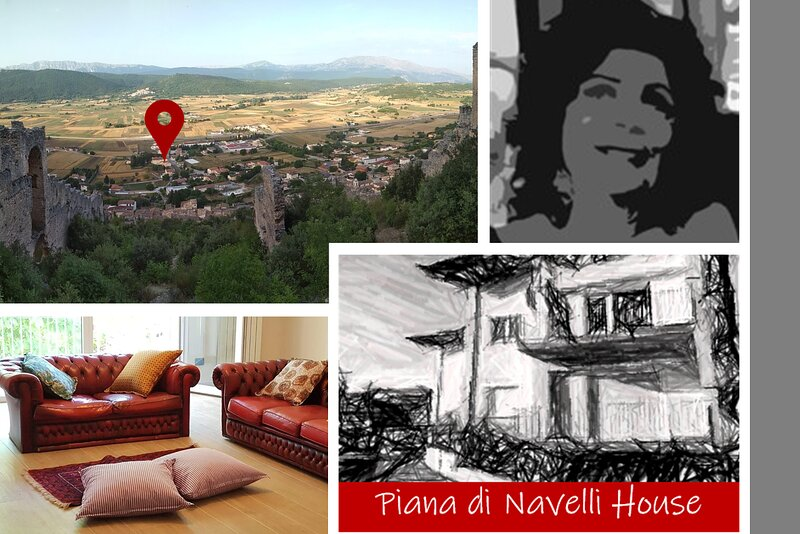 PianadiNavelliHouse, holiday rental in Assergi