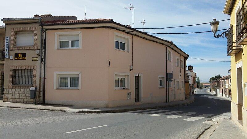 La casa Rosa, Aldea Real, holiday rental in Aguilafuente
