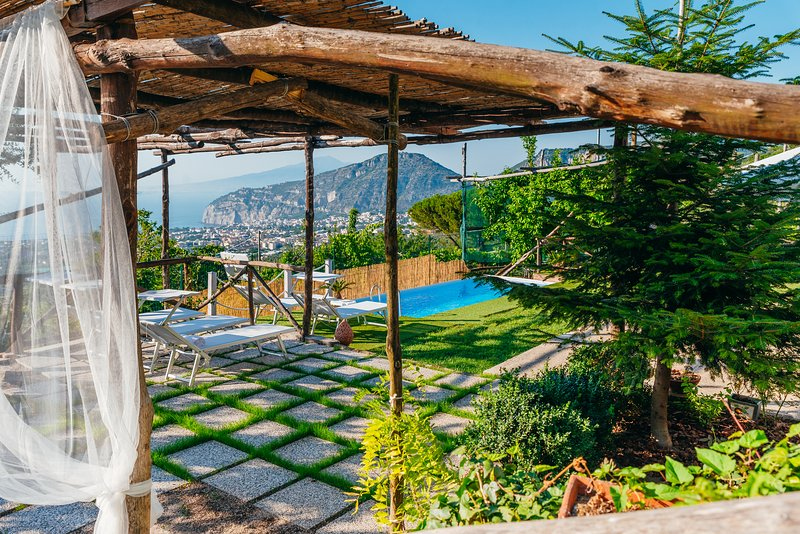 Villa Flore country familiy house, holiday rental in Colli di Fontanelle