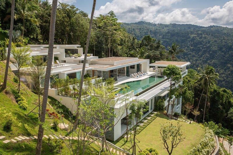 Villas Spice and Splash at Lime Samui 10.5 bdrm, vakantiewoning in Ang Thong