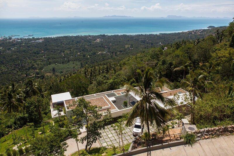 Lime Samui 3 Villas 15 bdrm, vakantiewoning in Ang Thong