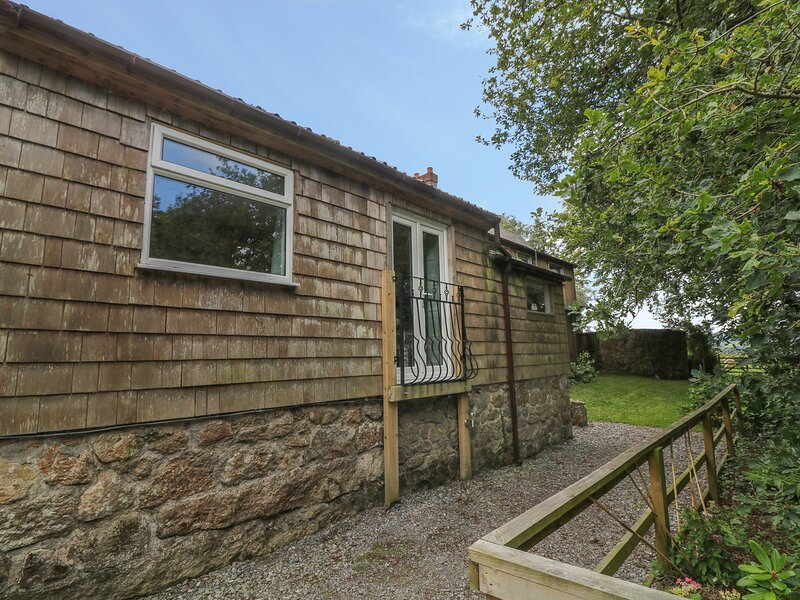 Shilstone Lodge, Chagford, holiday rental in Easton