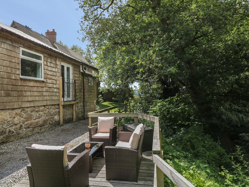 Shilstone Lodge, Chagford, holiday rental in Okehampton