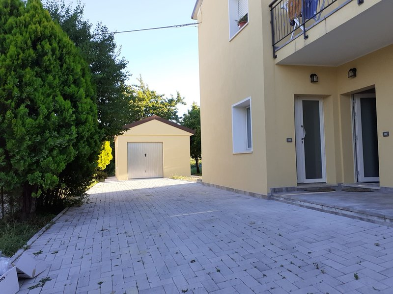 Appartamento a Carpegna con giardino, vacation rental in Piandimeleto
