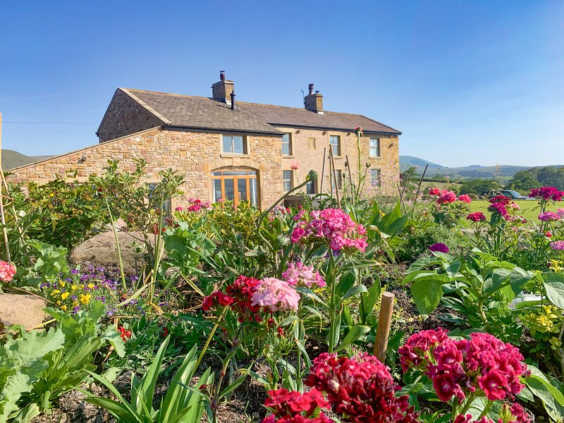 Cuthbert Hill Farm, Chipping, holiday rental in Clayton-le-Dale