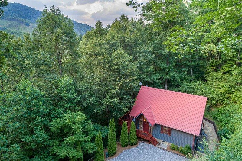 Blackberry Ridge, holiday rental in Homfray Creek