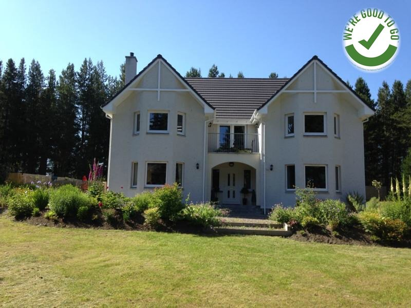 Cardon House, vacation rental in Inverness
