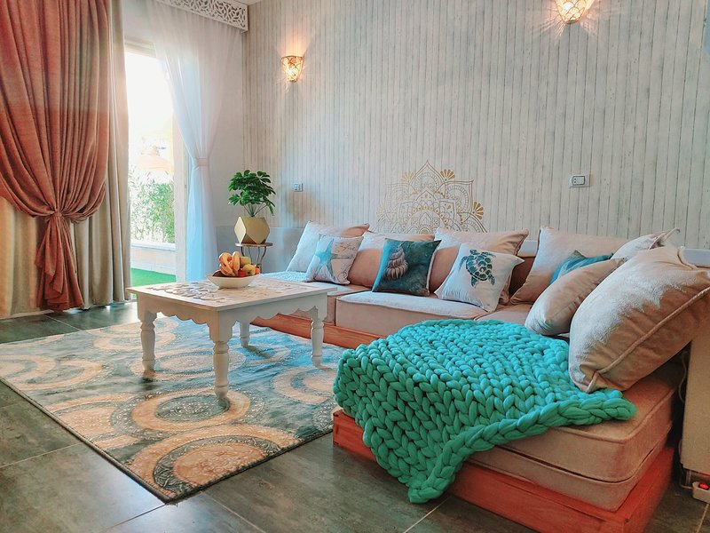 Mandala apartment, holiday rental in El Gouna