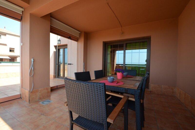 SOLMARES LAS PALMERAS 96, holiday rental in Punta del Moral