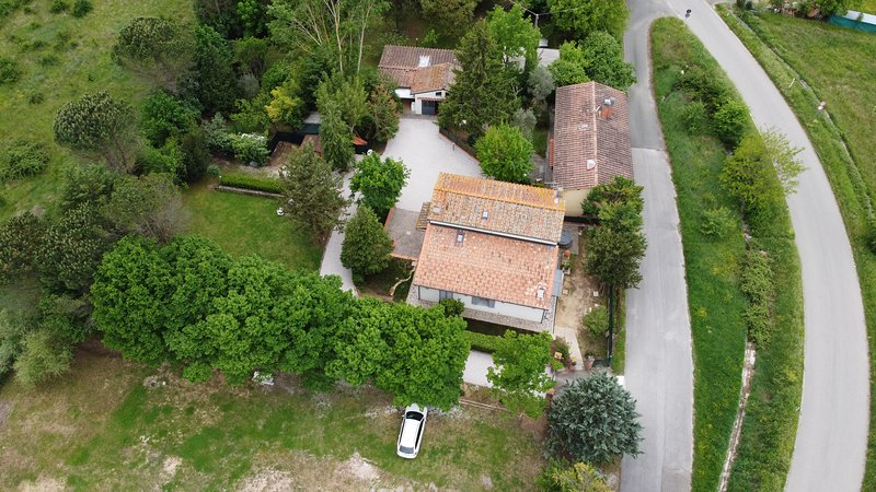 Sant'Andrea Country Cottage, holiday rental in Galliano