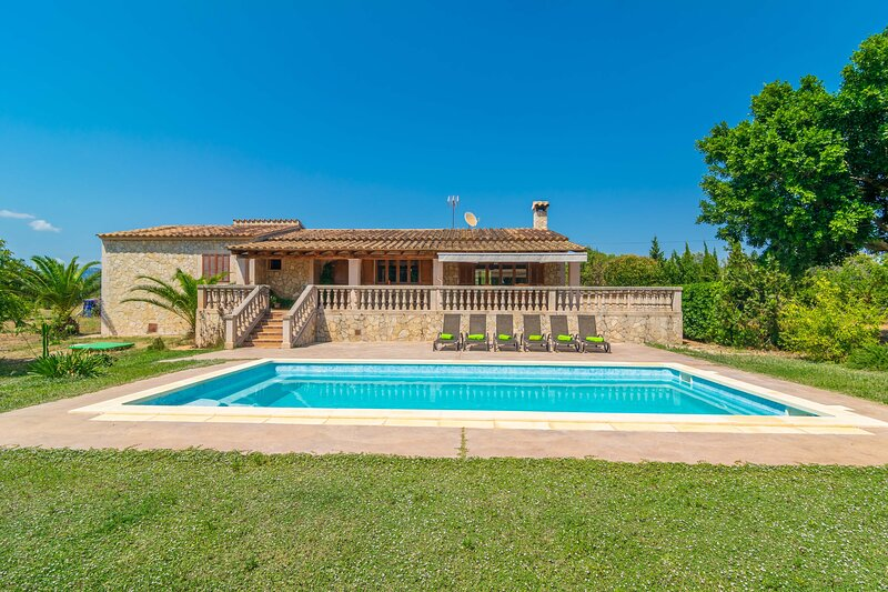 SON PAX PETIT - Villa for 6 people in Palma de Mallorca, holiday rental in Palma de Mallorca
