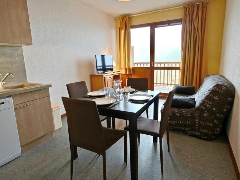 Appartement chaleureux et lumineux rénové 2 pièces 4/5 personnes idéalement, alquiler de vacaciones en Saint-Martin-d'Uriage