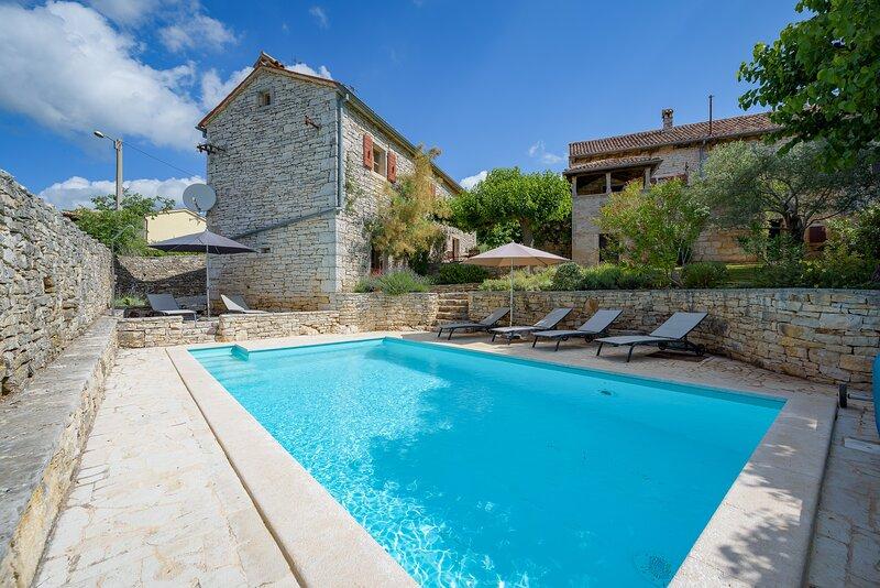 Villa Terra Rossa Heraki, alquiler de vacaciones en Sveti Lovrec
