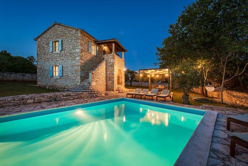 Casa Rovo, alquiler de vacaciones en Sveti Lovrec