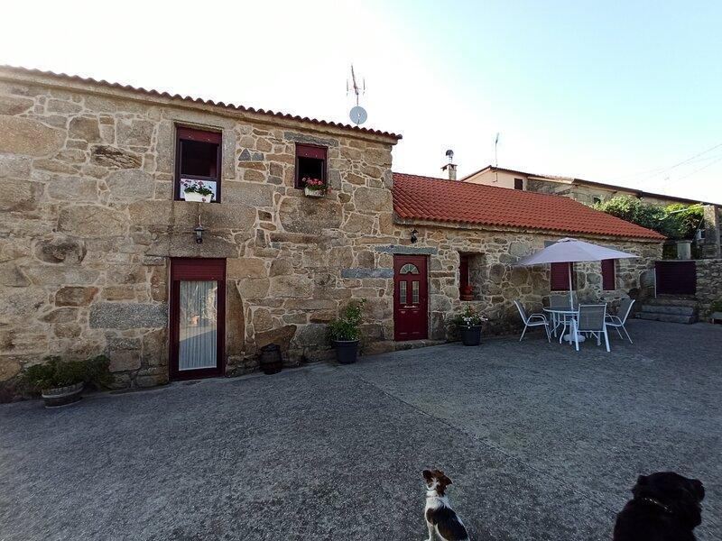 Casa Rural en Vilanova de Arousa, holiday rental in Vilanova de Arousa