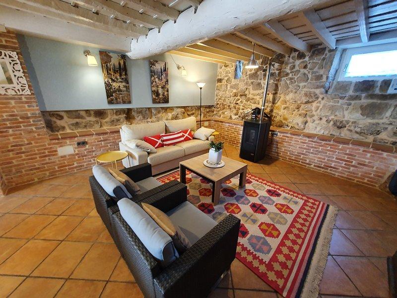 Bella Vista Lué - VV con encanto a un paso de Lastres y Colunga · WiFi · Terraza, location de vacances à Colunga