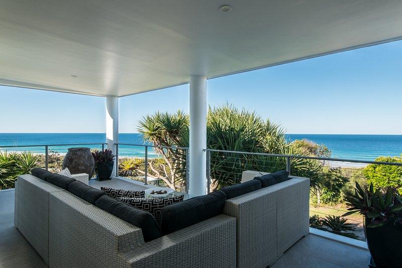 Sunshine Coast White House Castaways Beach, casa vacanza a Marcus Beach