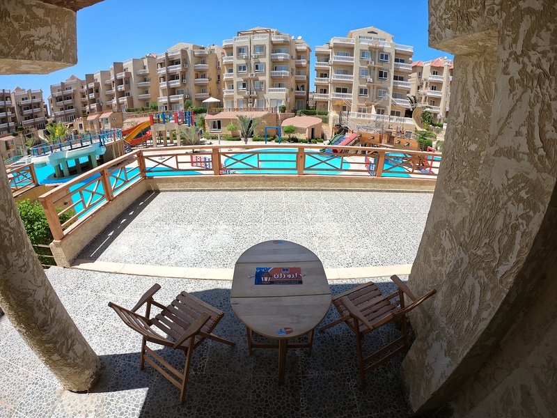 Royal Empire one ( aqua park and pool ), holiday rental in Nabq Bay