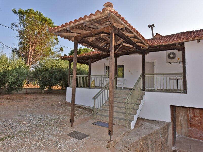 Katie's House - Nea Moudania - Halkidiki, casa vacanza a Nea Moudania
