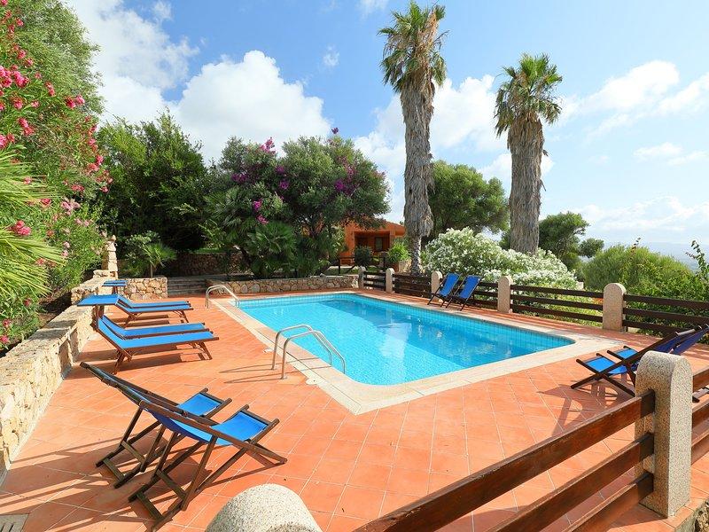 Bouganville, holiday rental in Badesi