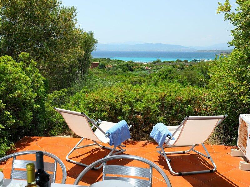 Vista Golfo 1, alquiler de vacaciones en Pittulongu