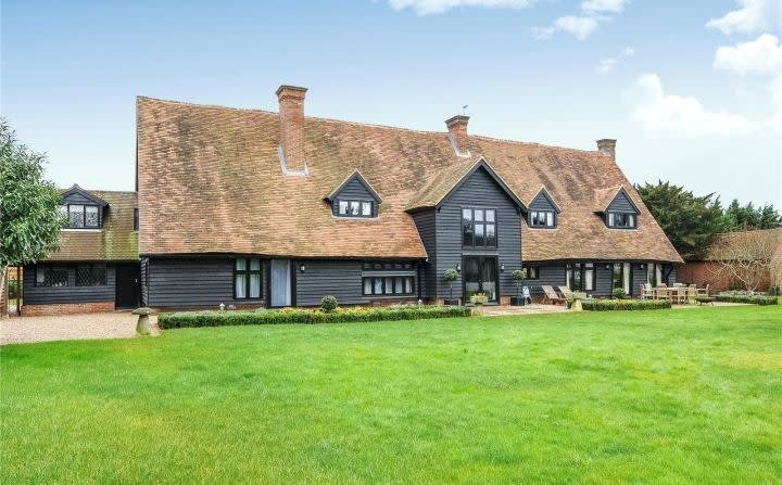 Tithe Barn · Stunning! Converted Barn Sleeps 15 - Eton/Windsor, location de vacances à Cookham Dean