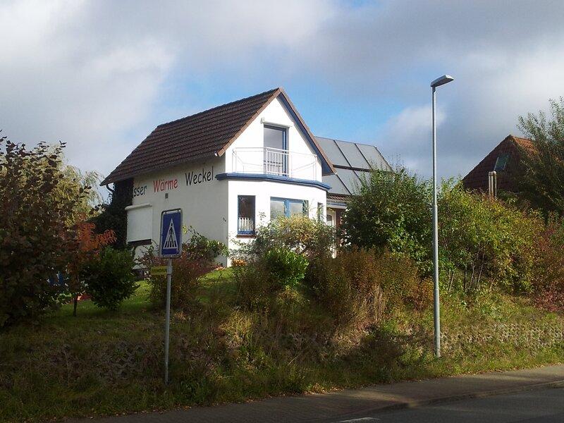Elbufer 4 A, Die große Wohnung an der Elbe, casa vacanza a Winsen