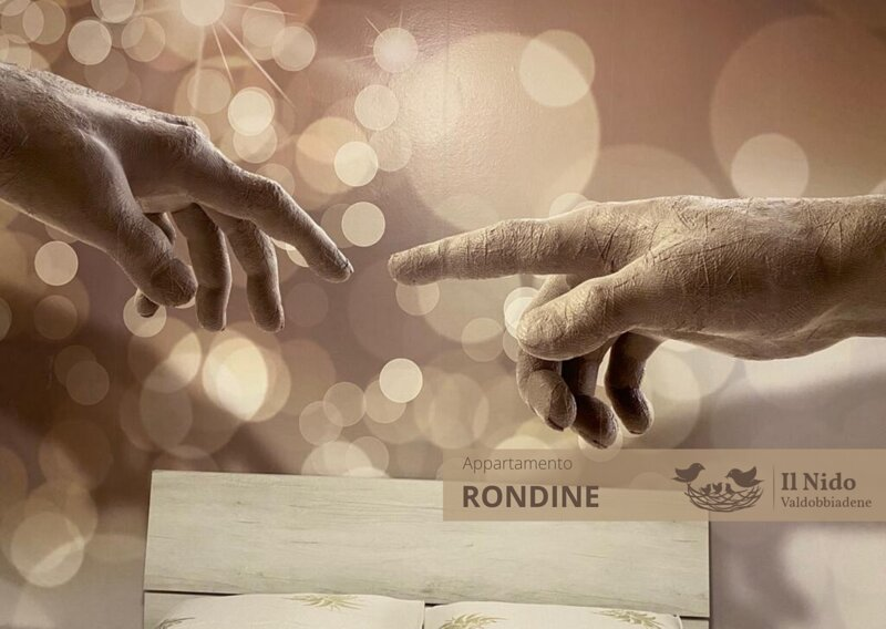 IL NIDO  -  Appartamento Rondine, vacation rental in Valdobbiadene