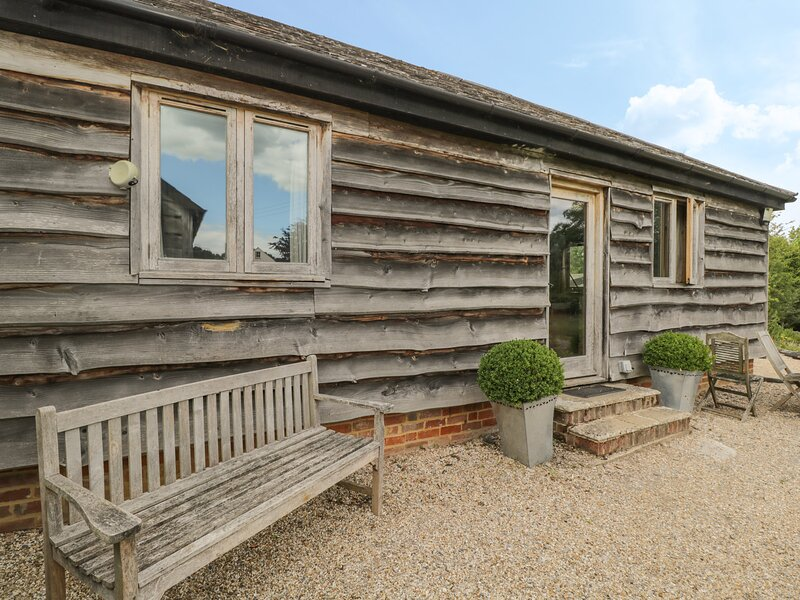 THE OLD CART SHED, close to New Forest, near Rockbourne, tennis court, Ref, vacation rental in Martin
