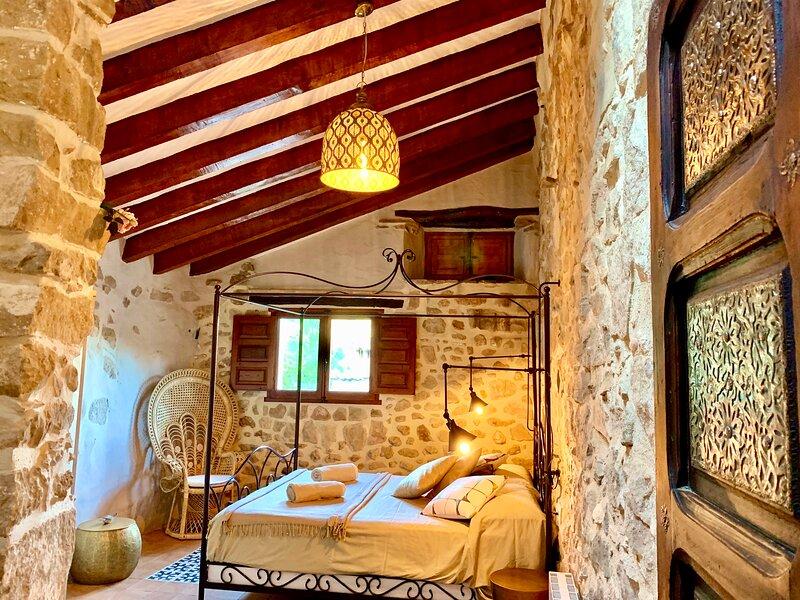 La Casuca, casa vacanza a Puertomingalvo