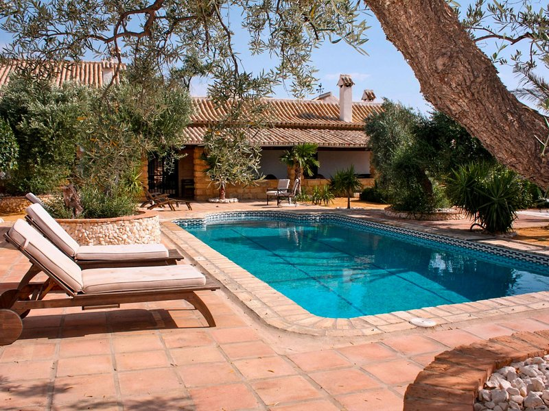 Abanico, holiday rental in Estepa