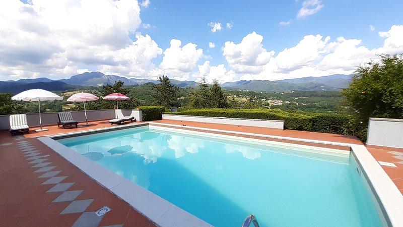 La Capanna, holiday rental in Careggine
