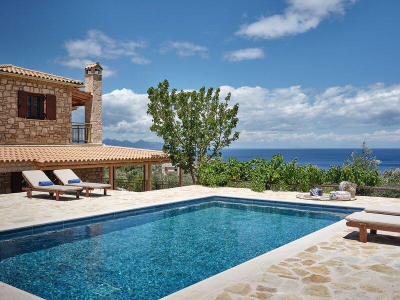 Arbarosa Villa, vacation rental in Volimes