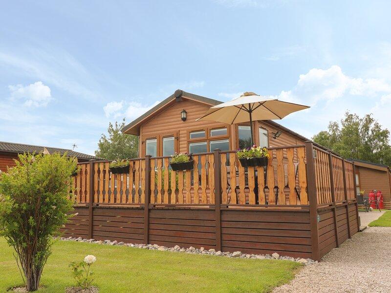 Doormouse Lodge, South Lakeland Leisure Village, location de vacances à Carnforth