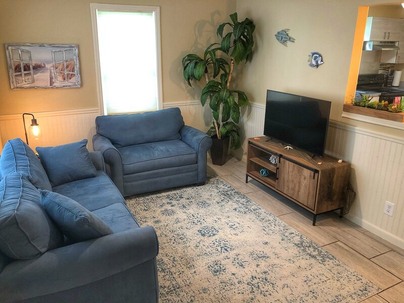Historic Downtown Bungalow *walk to everything!*, holiday rental in St. Augustine