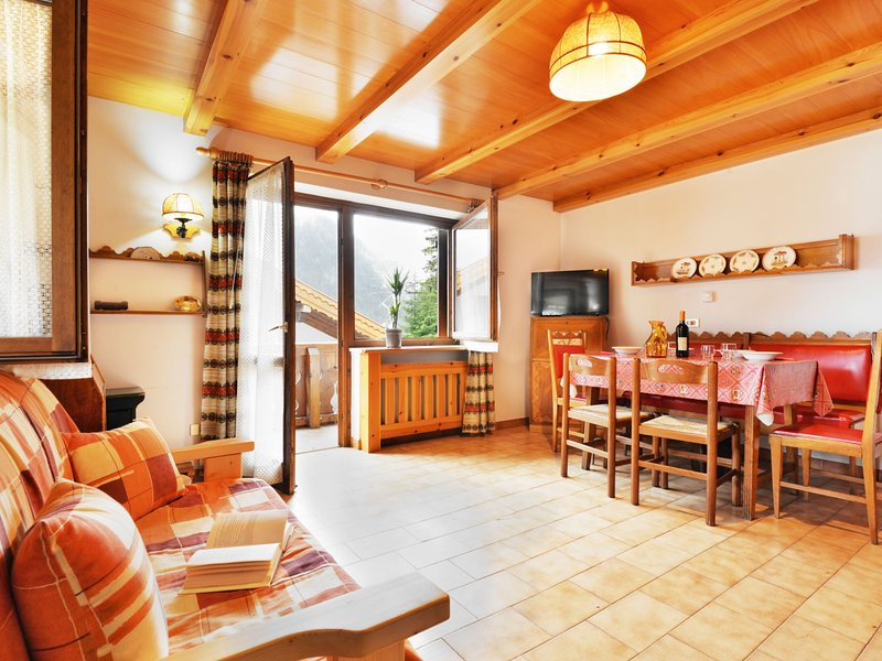 Villaggio Ladino, holiday rental in Campestrin