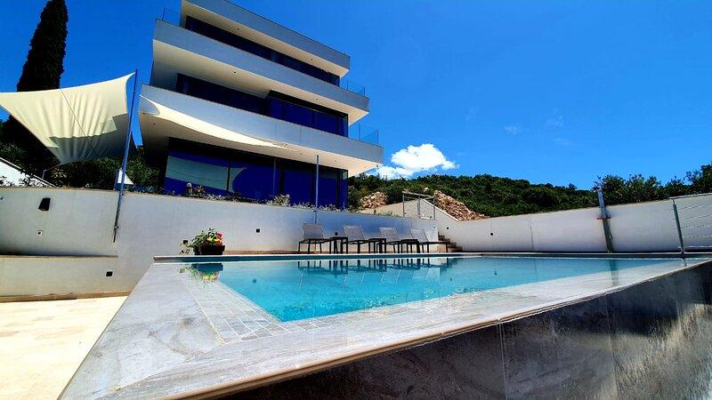 Hedera Estate, Villa Hedera XV, location de vacances à Sipanska Luka