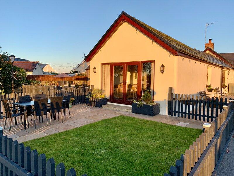 Potters Barn, Kilgetty, holiday rental in Begelly