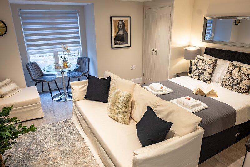 Designer apartment, holiday rental in Fulbourn